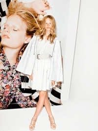 10 Crosby by Derek Lam Spring 2012 Lookbook