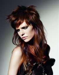 Ugly Retro Hairstyles for Women