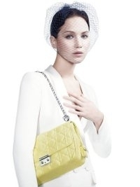 Jennifer Lawrence for Miss Dior Spring 2013 Campaign