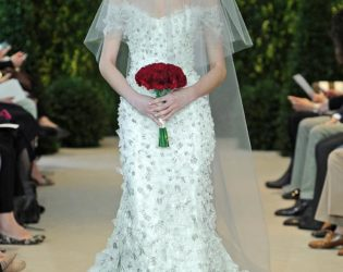 Carolina Herrera Wedding Dresses Spring 2014 (12)