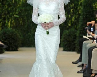 Carolina Herrera Wedding Dresses Spring 2014 (13)