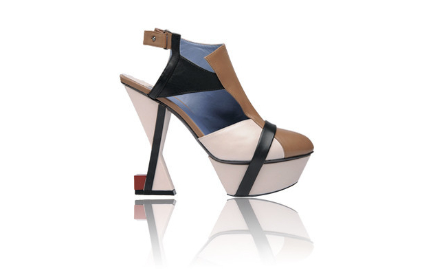 Heavy Machine Shoes for Spring/Summer 2013