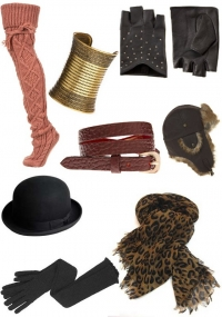 Fall/Winter 2010-2011 Hottest Accessories