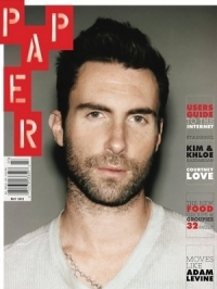 Adam Levine Talks Marriage with Paper Mag May 2012