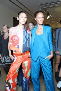 Spring/Summer 2011 Pant Suit Trends