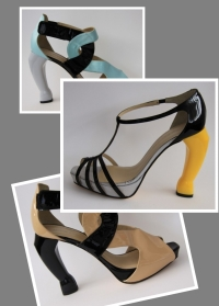 Amaya Arzuaga Spring 2010 Shoes