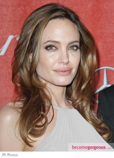 Pictures Angelina Jolie Hairstyles Angelina Jolie