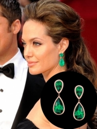Angelina Jolie's Style of Jolie Jewelry Line