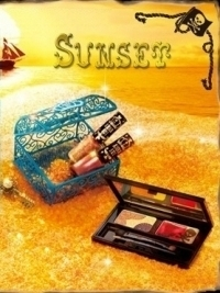 Anna Sui Beach Adventure Summer 2012 Makeup Collection