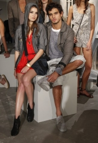 Armani Exchange Spring/Summer 2011 Collection