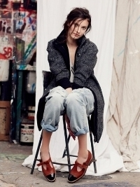 ASOS 'Borrowed from the Boys' Fall 2012 Collection