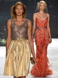 Badgley Mischka Spring 2013 Collection