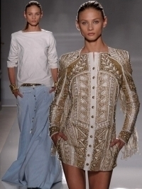 Balmain Spring 2012 – Paris Fashion Week