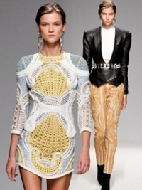 Balmain Spring 2013 Collection