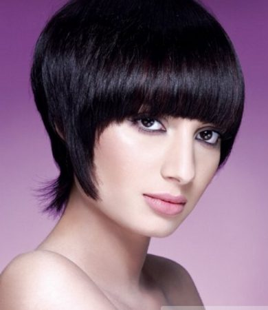Pictures Short Hairstyles Short Close Cropped Hair Style