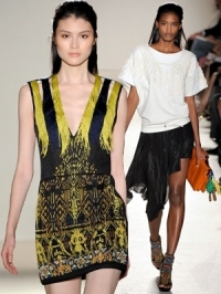 Barbara Bui Spring 2012 – Paris Fashion Week