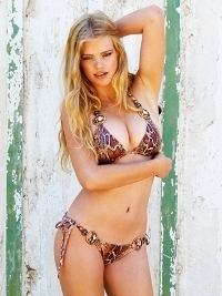 Beach Bunny Swimwear 2013: Desert Fox Outlaw Collection