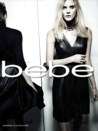 Bebe Holiday 2012 Campaign