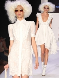 Bebe Spring 2012 – New York Fashion Week