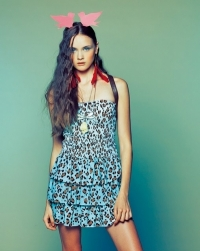 Bershka April 2011 Lookbook