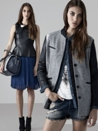 Bershka September 2012 Lookbook