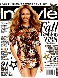 Beyoncé Talks Marriage and Guilty Pleasures with InStyle September 2011