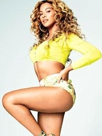 Beyonce Shares Post Baby Weight Loss Tips with Shape