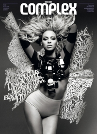 Beyoncé Covers 'Complex' Magazine August/September 2011