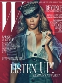 Beyonce Talks Music and Gaga with W Magazine July 2011