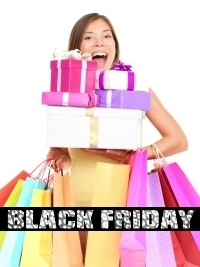 Black Friday 2012 Beauty and Fashion Deals