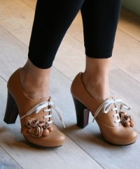 Chie Mihara Fall/Winter 2010-2011 Shoes