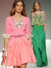 Blugirl Spring 2012 – Milan Fashion Week