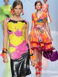 Blumarine  Spring 2012 – Milan Fashion Week