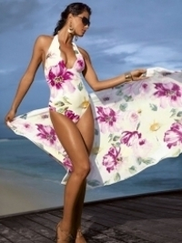 Bogner Beachwear 2012 Collection Campaign