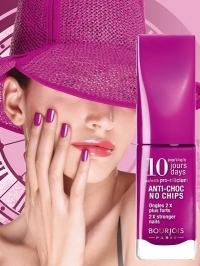 Bourjois Vernis 10 Jours Nail Polish Collection