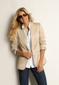 How to Wear the Boyfriend Blazer