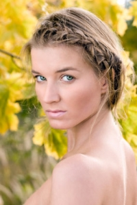 Partially Braided Hairstyles