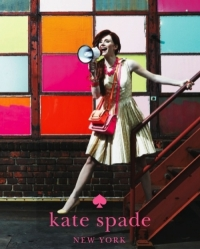 Bryce Dallas Howard for Kate Spade Spring/Summer 2011 Campaign