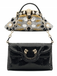 Bulgari Fall 2012 Handbags and Clutches