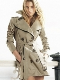 Burberry Blue Label Spring/Summer 2011 Lookbook