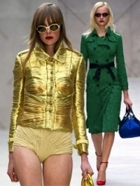 Burberry Prorsum Spring 2013 Collection