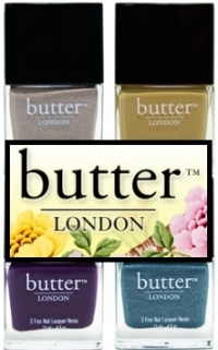 Butter London Fall 2010 Nail Polish Collection