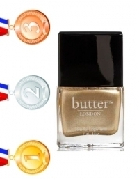 butter London Olympic Heavy Medal Trio 2012 Nail Polishes