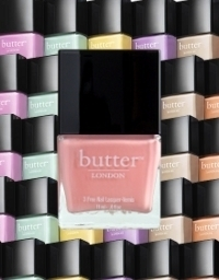 butter LONDON Catwalk Pastels Spring 2013 Nail Polishes