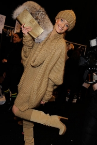 Fall/Winter 2010 Camel Fashion Trend