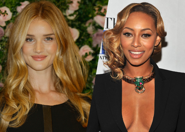 Honey and Caramel Blonde Hairstyles