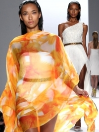 Carlos Miele Spring 2012 – New York Fashion Week