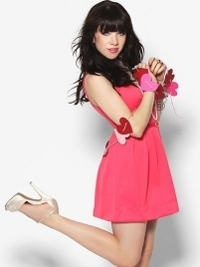 Carly Rae Jepsen for Candie's Spring 2013 Campaign