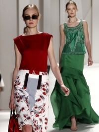 Carolina Herrera Spring 2012 – New York Fashion Week