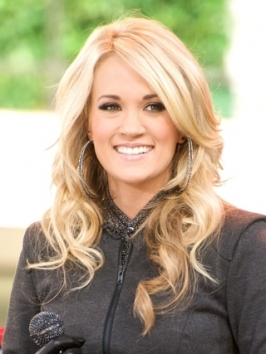 Pictures Carrie Underwood Hairstyles Carrie Underwood Loose